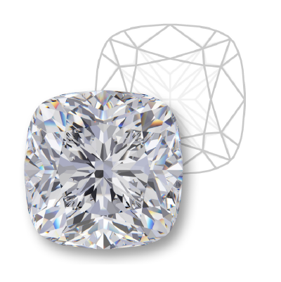 Chapman Jewelers_Cushion
